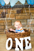 1st Birthday Portraits for Printing