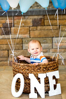 1st Birthday Portraits for Sharing