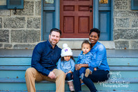 Burns Family Holiday Mini Session 2017 for Sharing